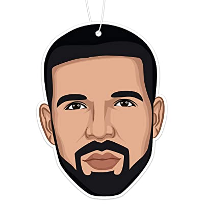 Drake Air Freshener (Drakkar Noir) 1 Pack: Clothing