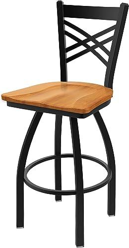 Holland Bar Stool Co. 82025BWMedMpl 820 Catalina Counter Stool