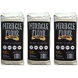 100% Sweet Lupin Flour, Non-GMO, Made in USA, All Purpose, Gluten Free, Vegan, Plant Protein, Low Carb Flour, Keto-Friendly,