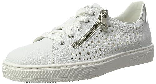 Rieker Damen M7928 Sneaker