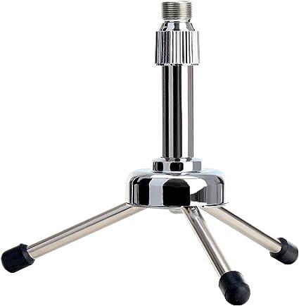 Pronomic MST-5S tripode de mesa para micrófono: Amazon.es ...