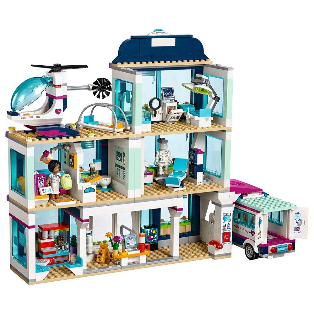 LEGO Friends Heartlake Hospital 41318 Building Kit (871 Piece) by LEGO (Image #2)