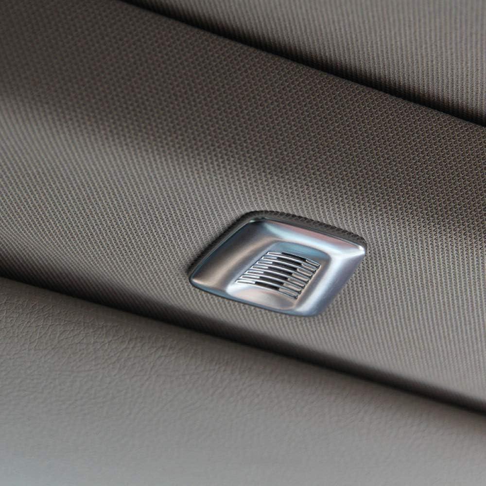 KWWBLX Garniture de Couverture de Microphone de Toit ABS de Voiture pour BMW F20 F30 F32 F34 F10 G11 G12 G30