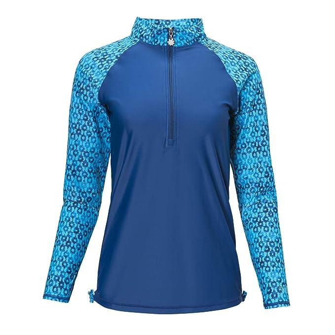 Amazon.com: UV SKINZ UPF 50+ - Camiseta de manga larga para ...