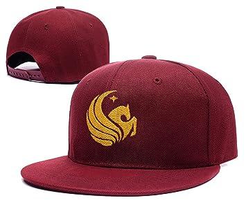 c870d272 BOSHA University Of Central Florida UCF Logo Hat Embroidery Snapback Cap
