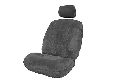 Amazon Com Superlamb Sheepskin Semi Seat Cover For Jeep Commander