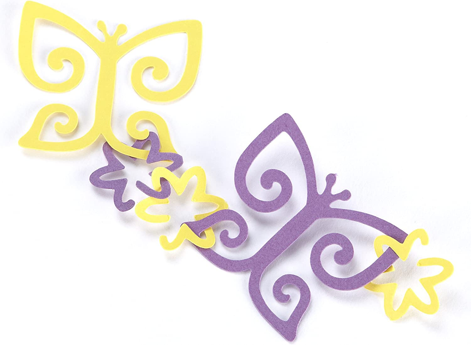 Garland EK Success Tools Punch Butterfly and Flower