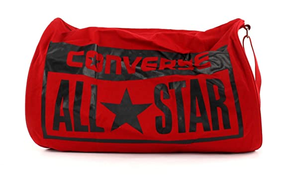 converse all star bag black