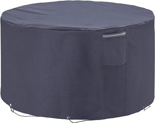 Vert étanche extérieur jardin table ronde et chaises meubles Patio Set Cover