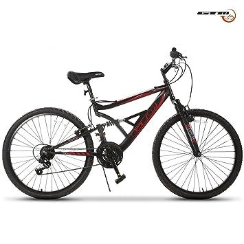Gtm 26 Mountain Bike 18 Speed Bicycle Shimano