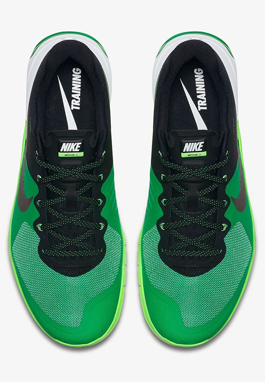 factory price 525ca e8edd ... Nike Mens Metcon 1 Grey Black Synthetic Trainers 43 EU ...