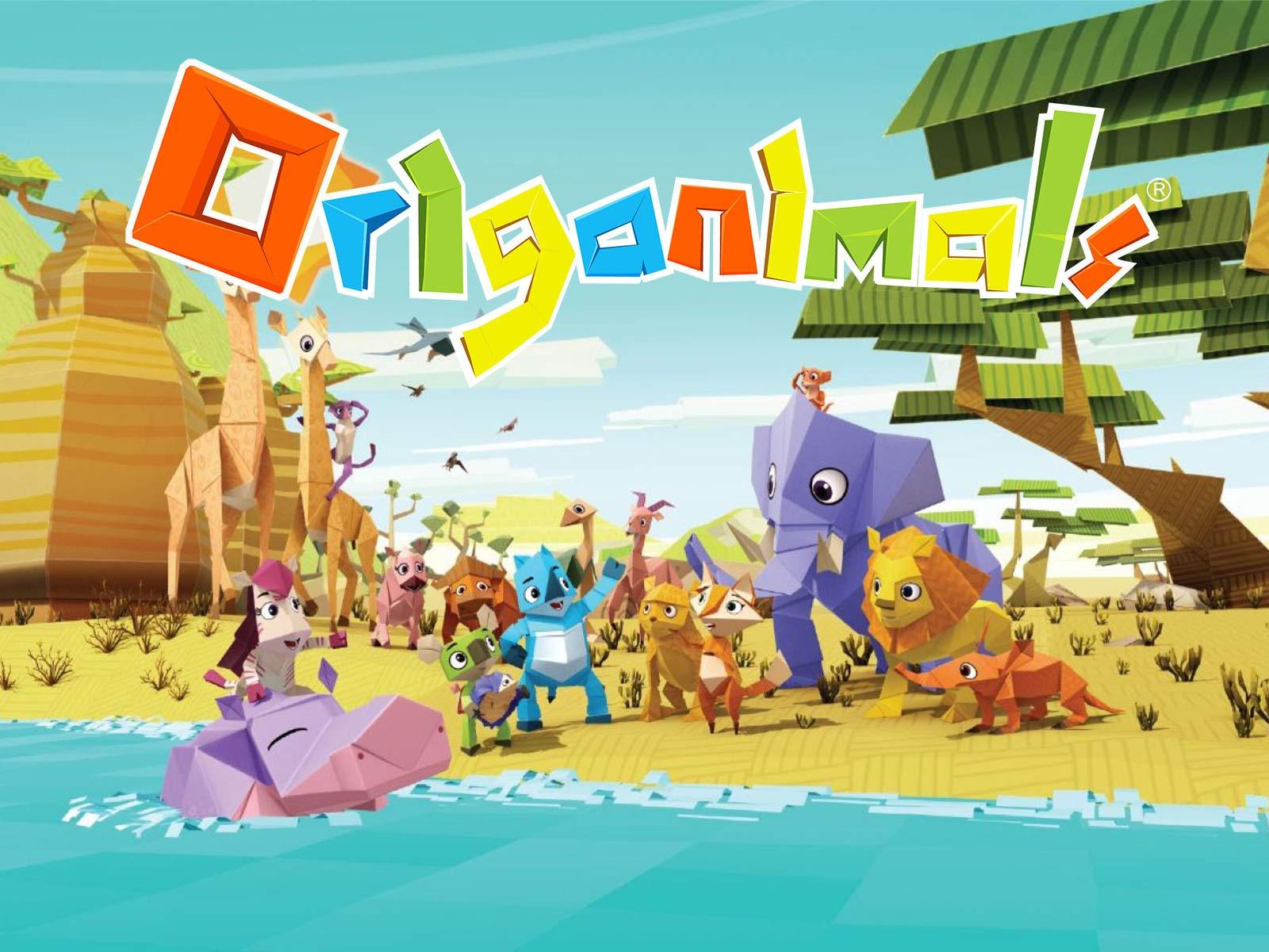 Origanimals on Amazon Prime Video UK