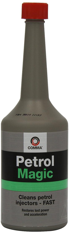 Comma PEM400M 400ml Petrol Magic - Grey Comma Oil & Chemicals Ltd.