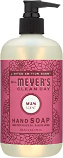 product image for Mrs. Meyer's Clean Day Liquid Hand Soap, Mum, 12.5 Fluid Ounce