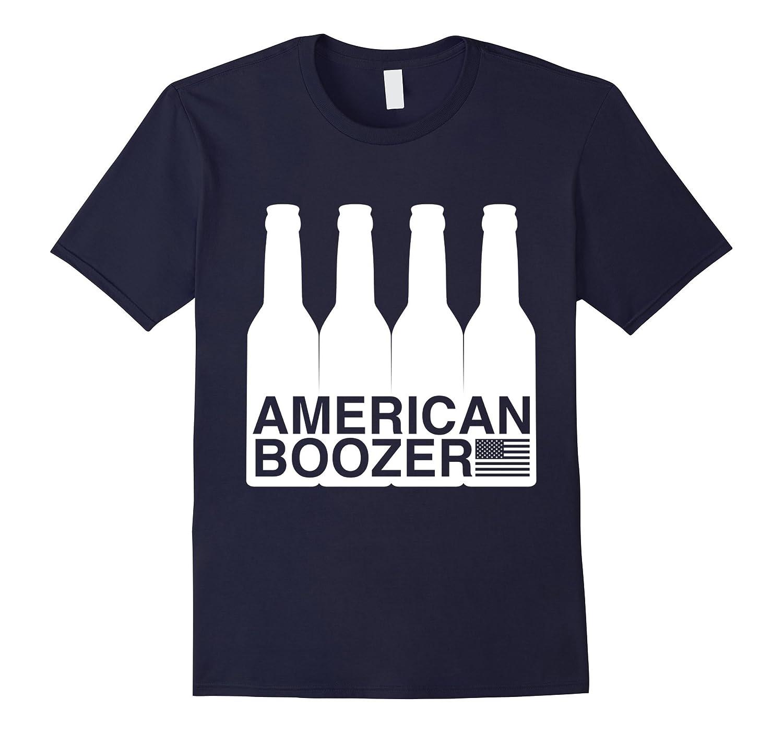 American Boozer America funny shirt