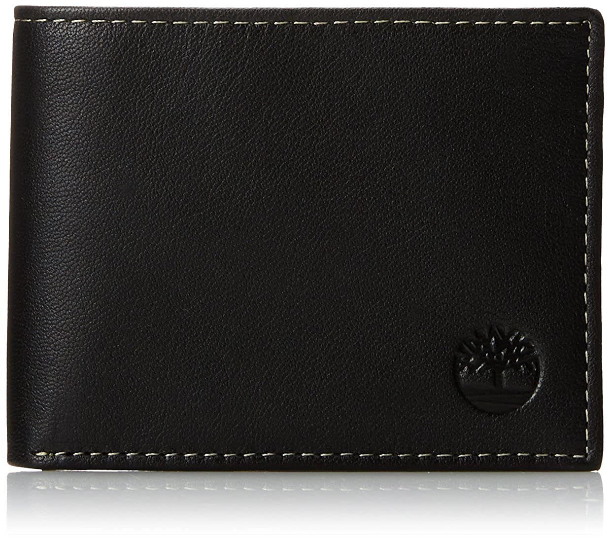 cheaper b5d16 12671 Timberland Men's Blix Slimfold Leather Wallet