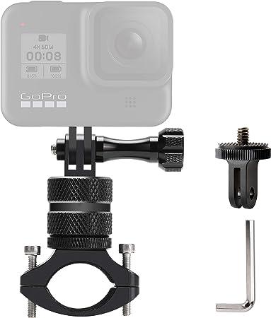 Lammcou 2in1 Fahrrad Kamera Halterung Für Gopro Fahrrad Amazon De Kamera
