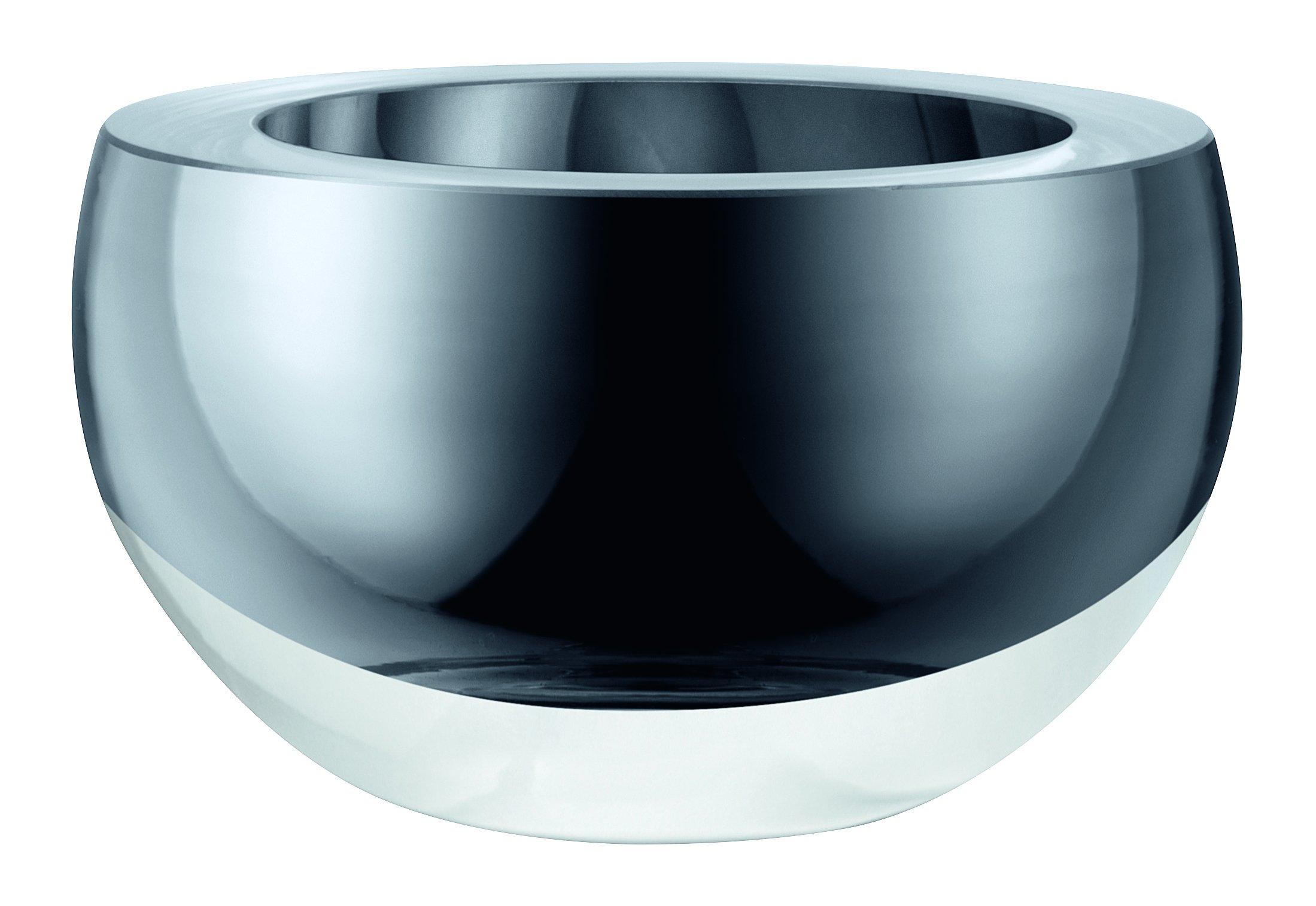 LSA International G1182-09-359 Host Decorative bowl, Ø3.75in/H2.25in, Platinum