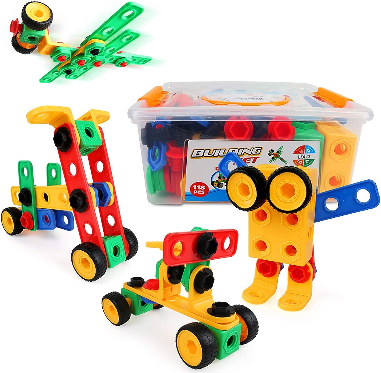 LBLA Building Block Kids Toy 4 YEARS BOY GIRL TOY AGE 5 6 7 8