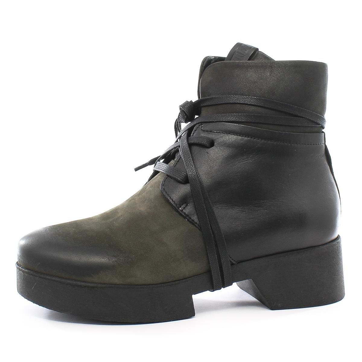 Andia Talons Fora Boots à Talons Andia Maeda Samurai Nero I-Nabuk  AntraciteB07543BC7WParent 9f3b77 756a0a029d51