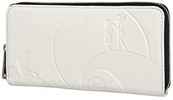 Pesadilla Antes De Navidad Loungefly - Jack and Sally Cartera Beige