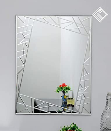 Buy A Mailan And Co Decorative Mirror Bathroom Mirror Designer Mirror Fancy Mirror A Mirror For Every Home Online At Low Prices In India Amazon In