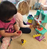Toddlers love playing with this house