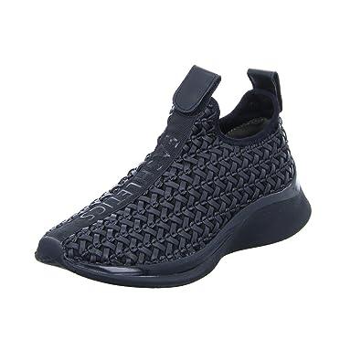 2f26511bf0dee1 Tamaris Damen Sneaker 1 24791 Slipper TouchIt-Sohle Schwarz  Amazon ...