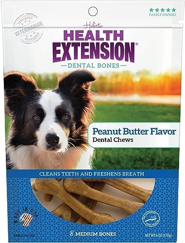 Health Extension Peanut Butter Flavor Dental Bones