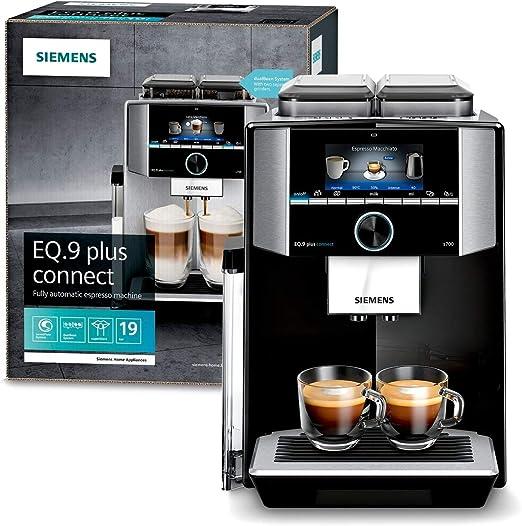 Siemens EQ.9 s700 Independiente Máquina espresso 2,3 L - Cafetera ...