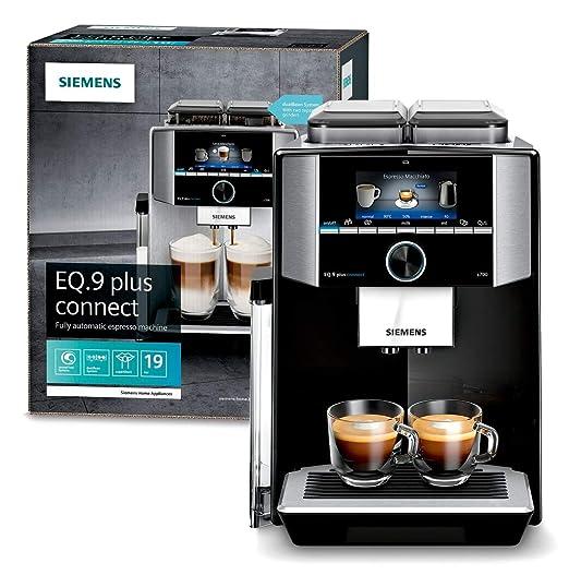 Siemens EQ.9 s700 Independiente Máquina espresso 2,3 L ...