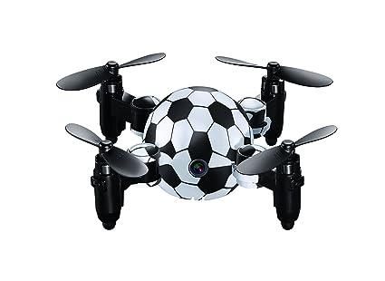 Modelado de fútbol, RC Drone con cámara HD 720P (Altitude ...