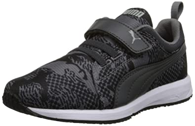 PUMA Carson Runner V Kids Camo Sneaker (Infant/Toddler/Little Kid/Big