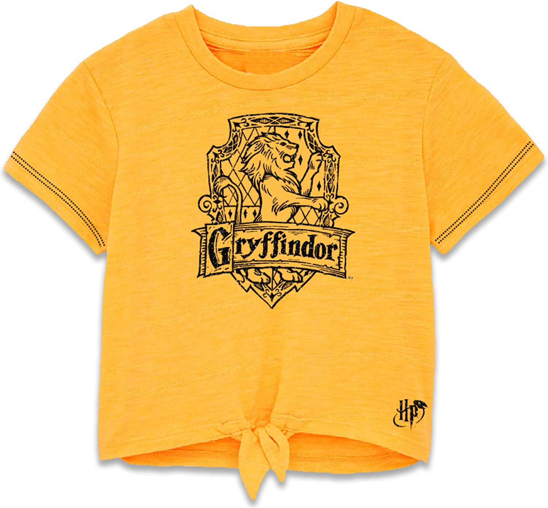 HARRY POTTER T Shirt Manches Courtes Fille