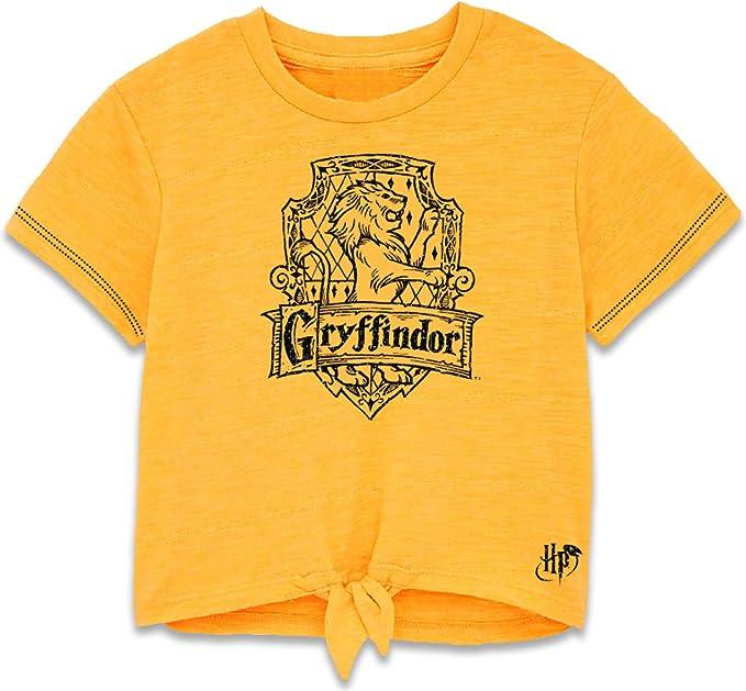 HARRY POTTER Bambina T Shirt Maniche Corte