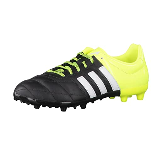 42f32c274 adidas Ace 15.3 FG AG Leather Junior Soccer Cleats