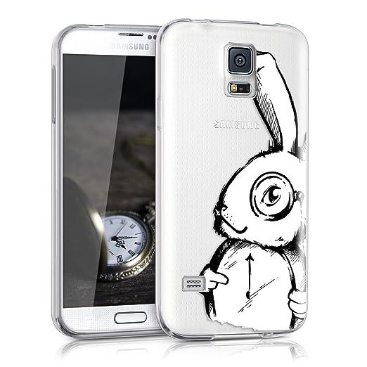 126 opinioni per kwmobile Cover per Samsung Galaxy S5 / S5 Neo / S5 LTE+ / S5 Duos- Custodia in