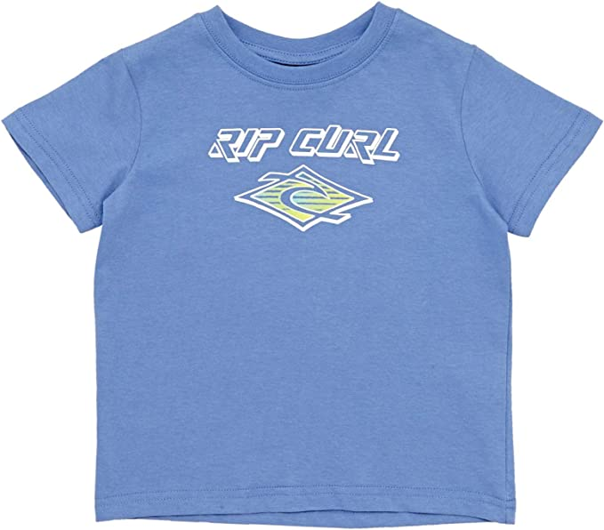 RIP CURL - Camiseta de manga corta - para niño Morado morado edad ...