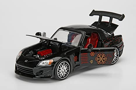 Amazon.com: Johnny's 2001 Honda S2000 Black