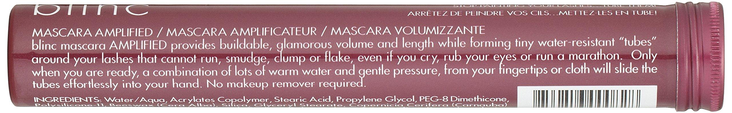 blinc Mascara Amplified, Black by blinc (Image #11)