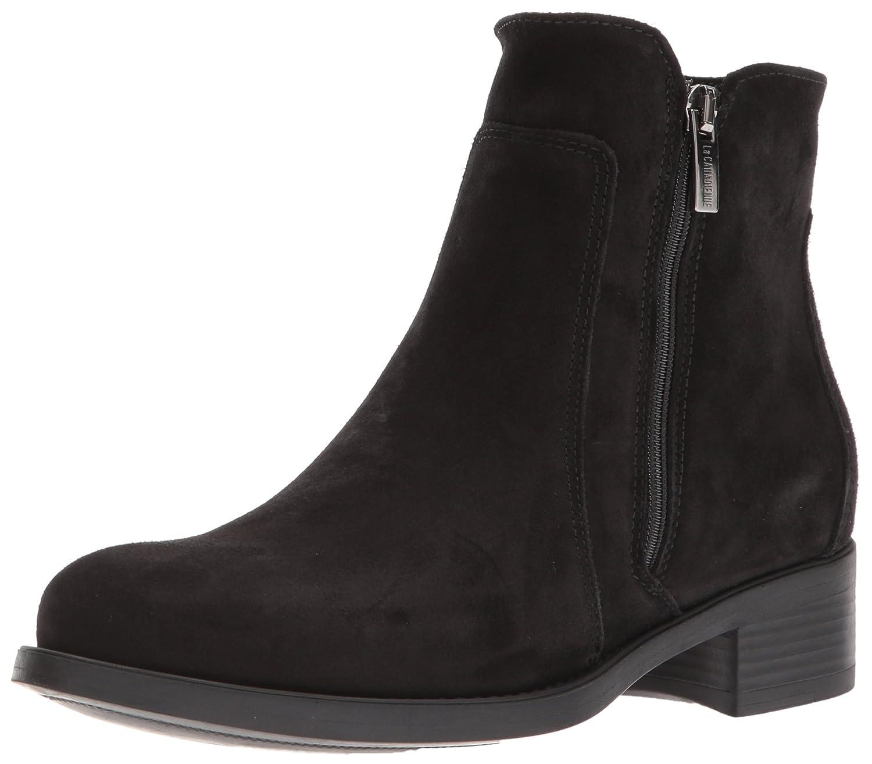 La Canadienne Women's Saria Fashion Boot B00QFO46EG 6 B(M) US|Black Suede