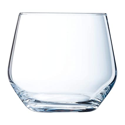 Arcoroc n5995 vaso de agua, 35 cl, cristal Ultra transparente ...