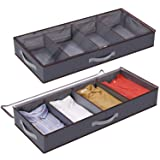 Lifewit Under Bed Clothes Organizer Large