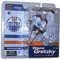$21 » Wayne Gretzky McFarlane Legends Series 1 NIB Figure Oilers White Chase Variant