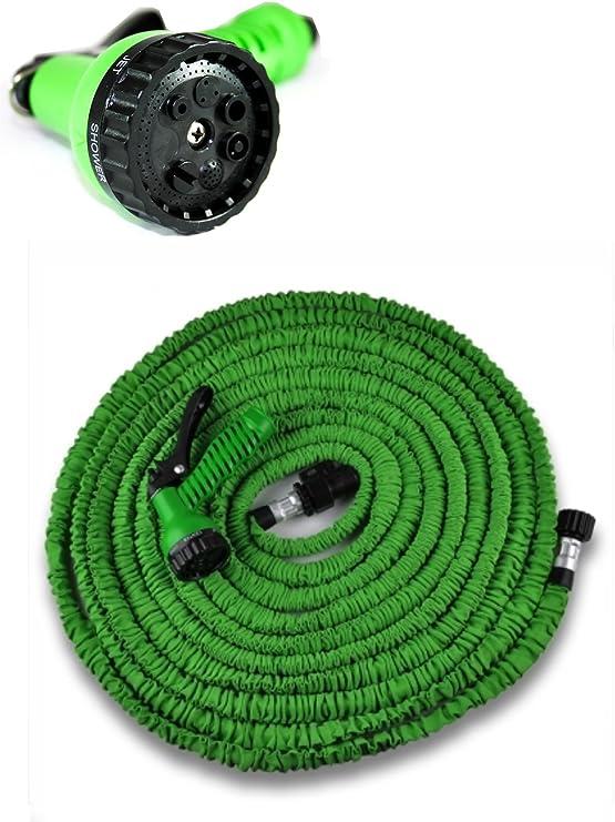 Sando Manguera Extensible y Flexible para el jardín, 22, 5 Metros: Amazon.es: Hogar