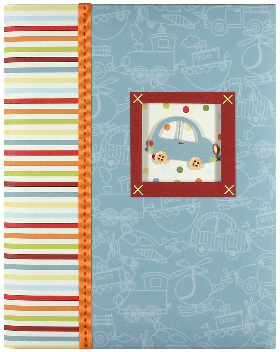 Sybille Lichtenstein Memory Book, Toot-Toot B2-10216