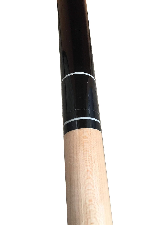 57 JT2D Queue de Billard Americain//Anglais 145cm Choix Entre diff/érent Designs Gamme Classique Premium