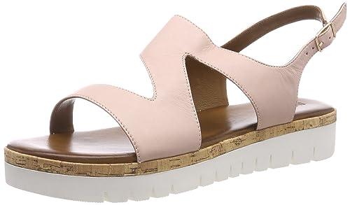 Comprar Barato Buscando Inuovo 8978 - Sandali con Cinturino alla Caviglia Donna amazon-shoes rosa Estate Venta De Italia FDu4zmAsza