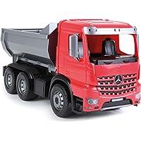 Lena 04610 - Mercedes Arocs, camion benne Actros 46 cm, 3 essieux avec solide