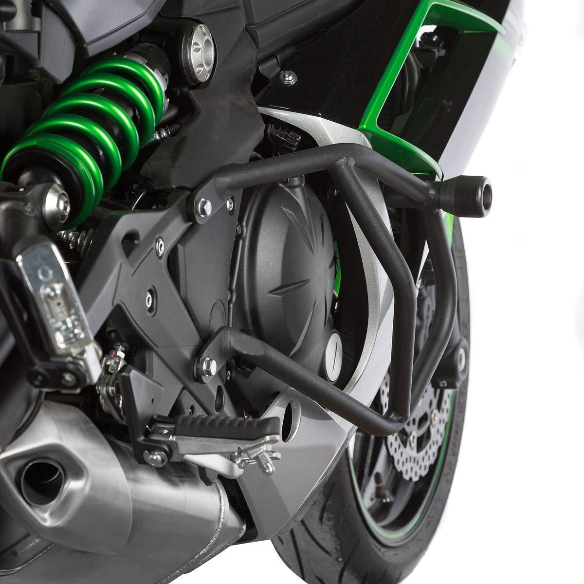 Kawasaki Ninja650r Er6 F 2012 2016 R Gaza Crash Bars Engine Guards With Sliders